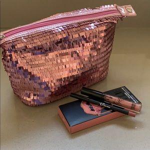 NWT Kylie Jenner Lip Kit and Bag